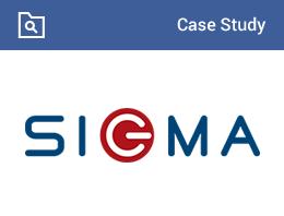 Customer Case Study: Sigma