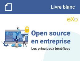 Open source en entreprise – Les principaux bénéfices