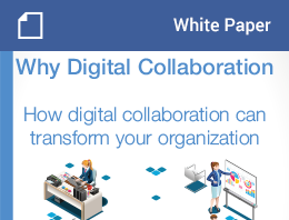 Why digital collaboration - White Paper