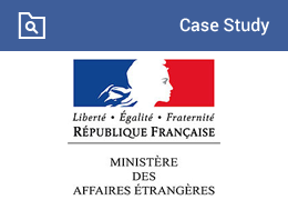 Ministry of Foreign Affairs Case Study